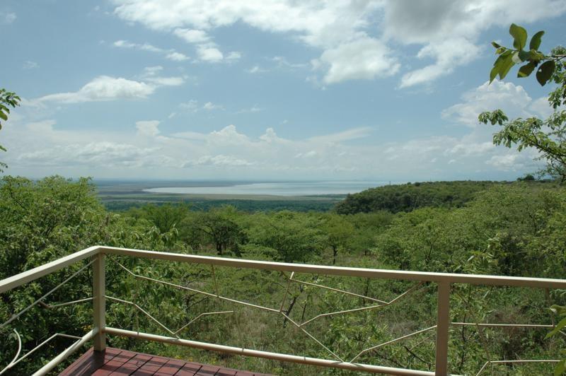 Kirurumu Manyara Lodge - uitzicht