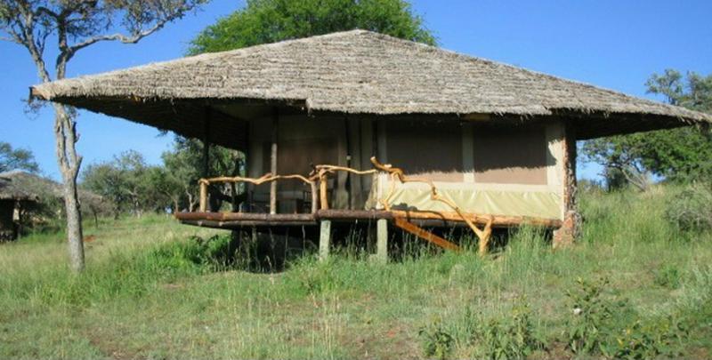 Mbalageti Serengeti - huisje