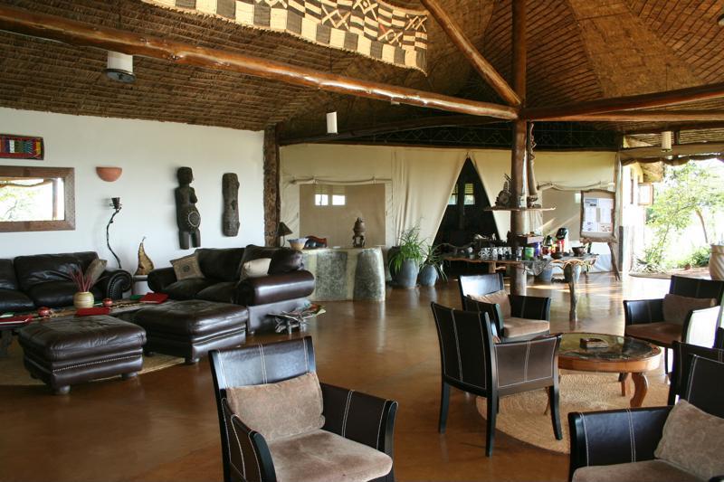 Mbalageti Serengeti - lounge