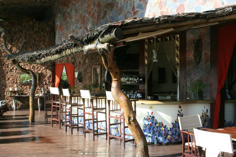 Mbalageti Serengeti - bar