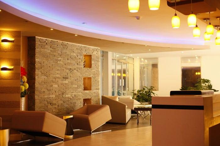 SG Resort - lounge