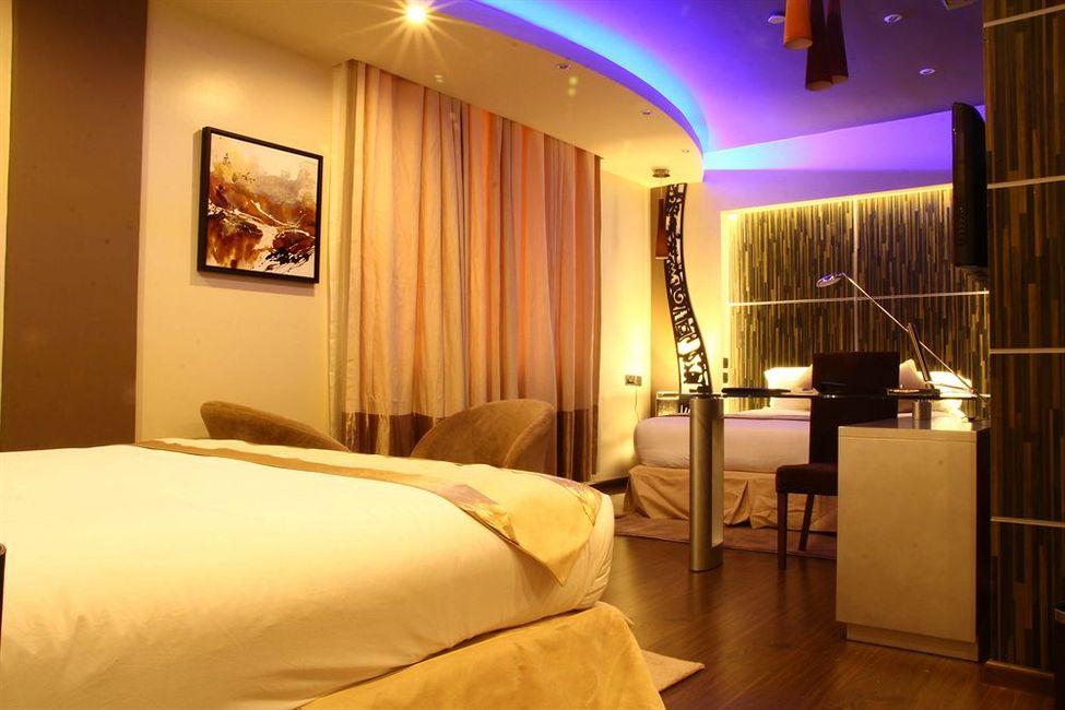 SG Resort - hotelkamer