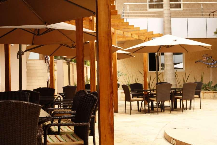 SG Resort - restaurant