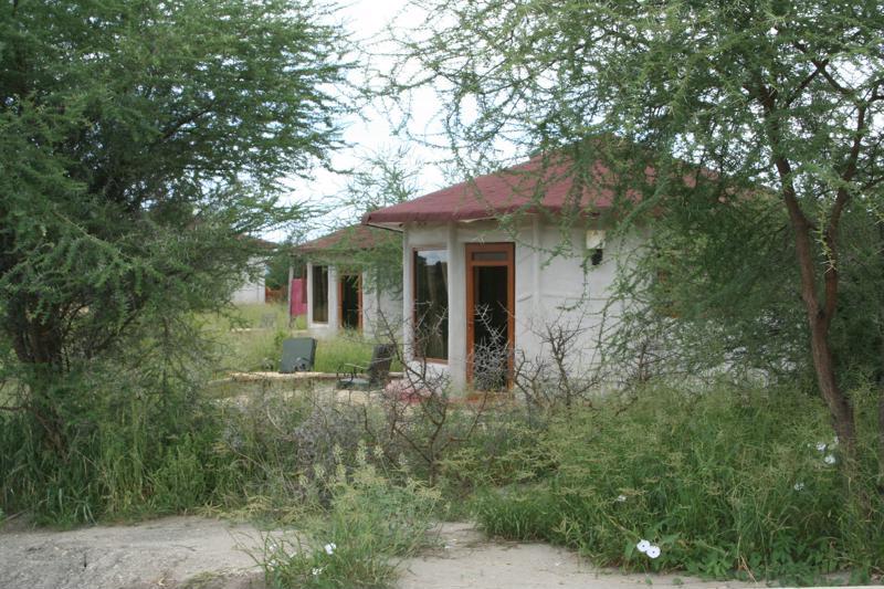 Tarangire Osupuko Lodge - huisjes