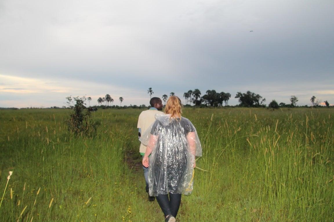 Ontmoet de locals - mokoro tocht, Okavango Delta, Botswana