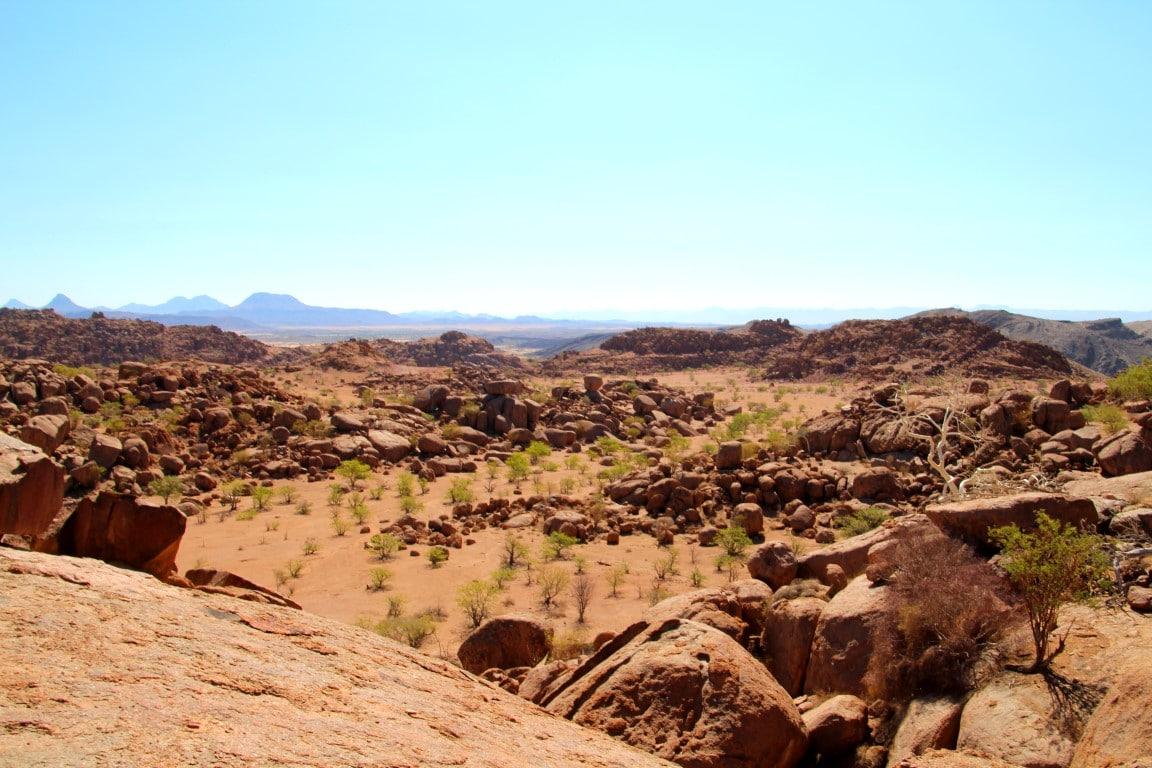 Exclusieve bestemmingen in Namibie - Camp Kipwe, Twyfelfontein, Namibie