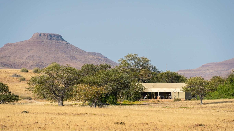 Exclusieve bestemmingen in Namibie - Desert Rhino, Damaraland, Namibie