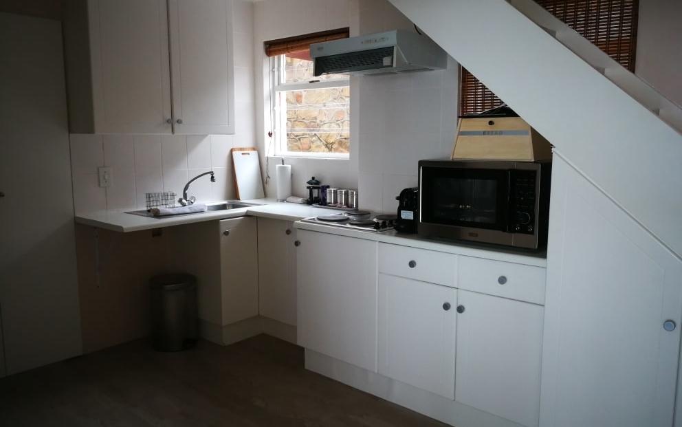 Fullham Lodge - keuken