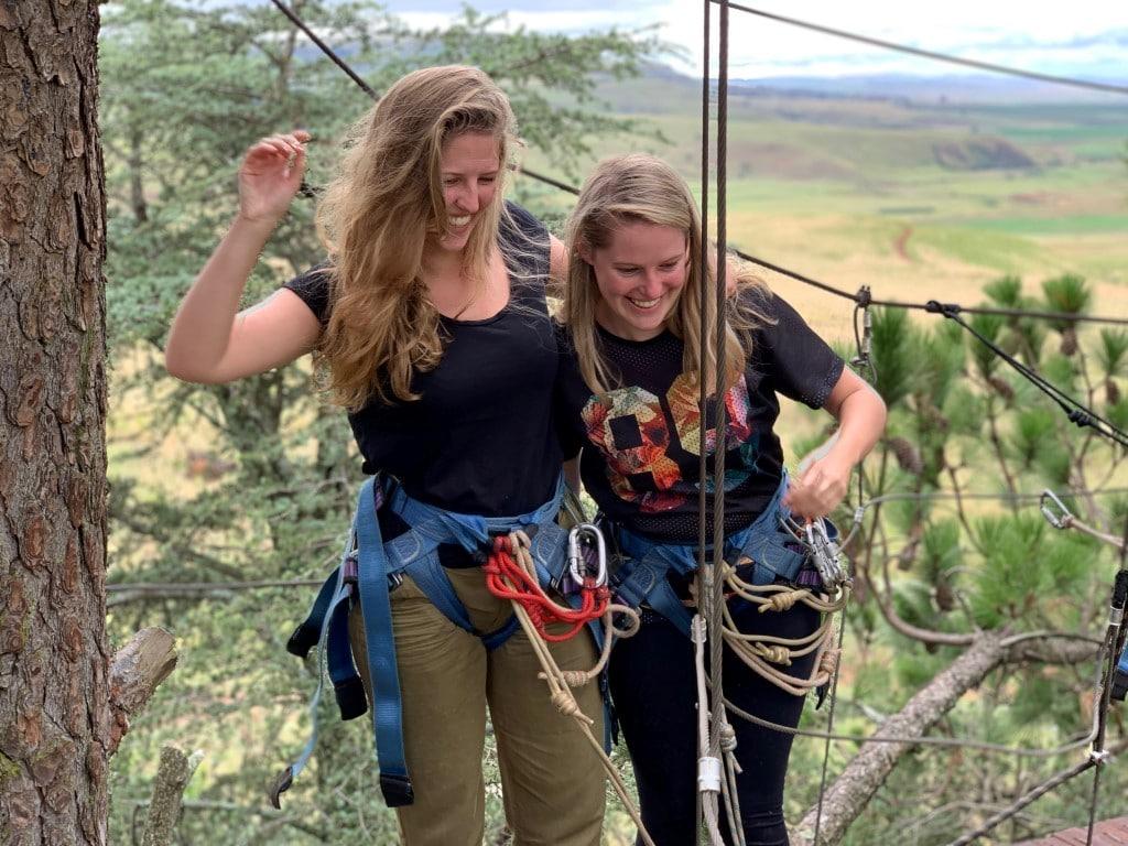 Familiereizen Zuid-Afrika: Een beetje actie is vaak leuk voor tieners!