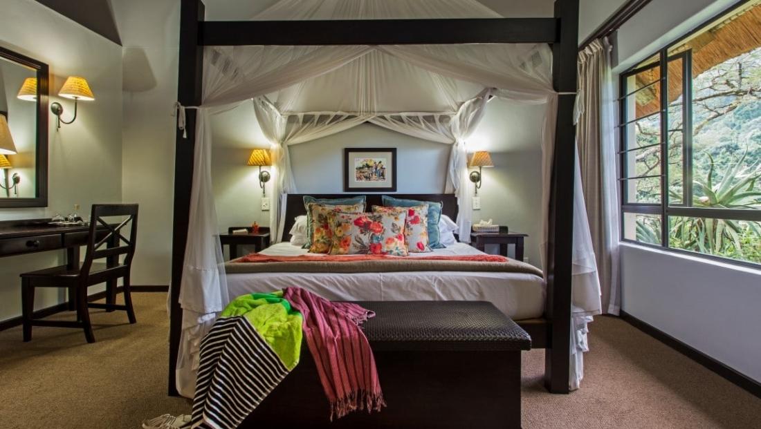 The Cavern - slaapkamer