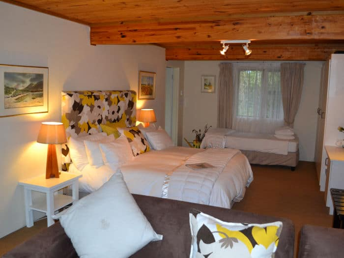 Armagh Country Lodge - slaapkamer