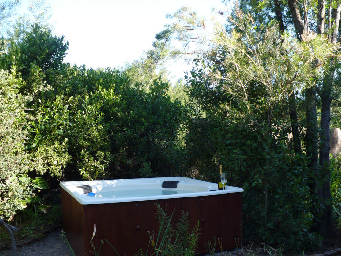 Armagh Country Lodge - jacuzzi