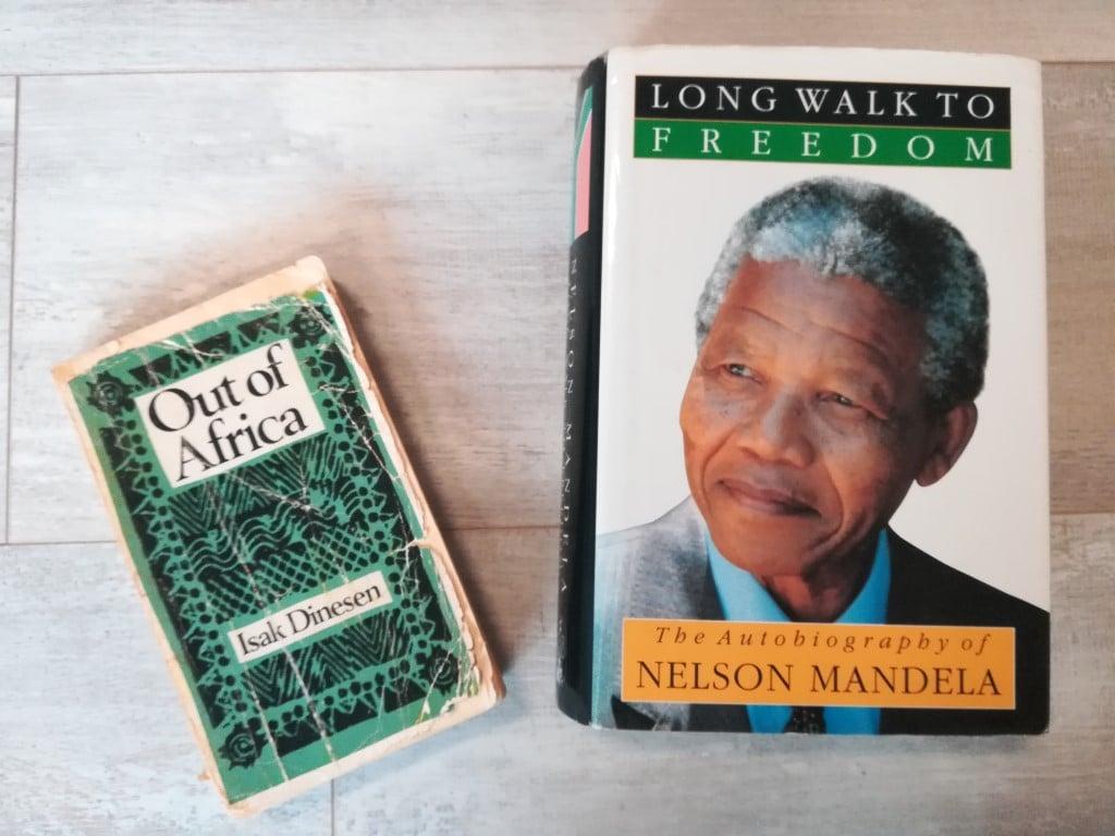 Nieuwsbrief Out in Africa - boeken over Afrika, boekenweek