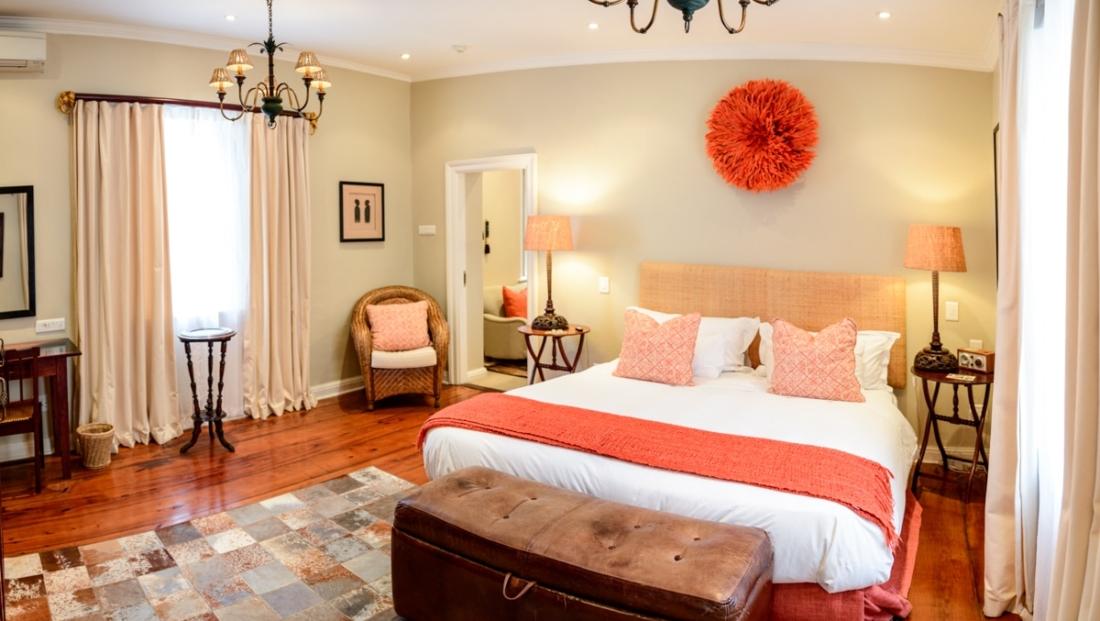 Cape Heritage Hotel - hotelkamer