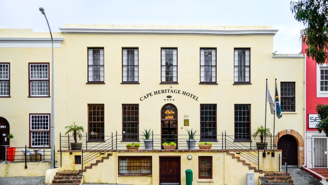 Cape Heritage Hotel - entree