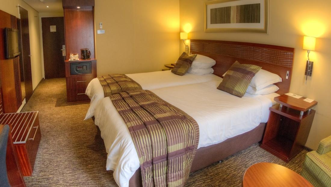 City Lodge OR Tambo - hotelkamer