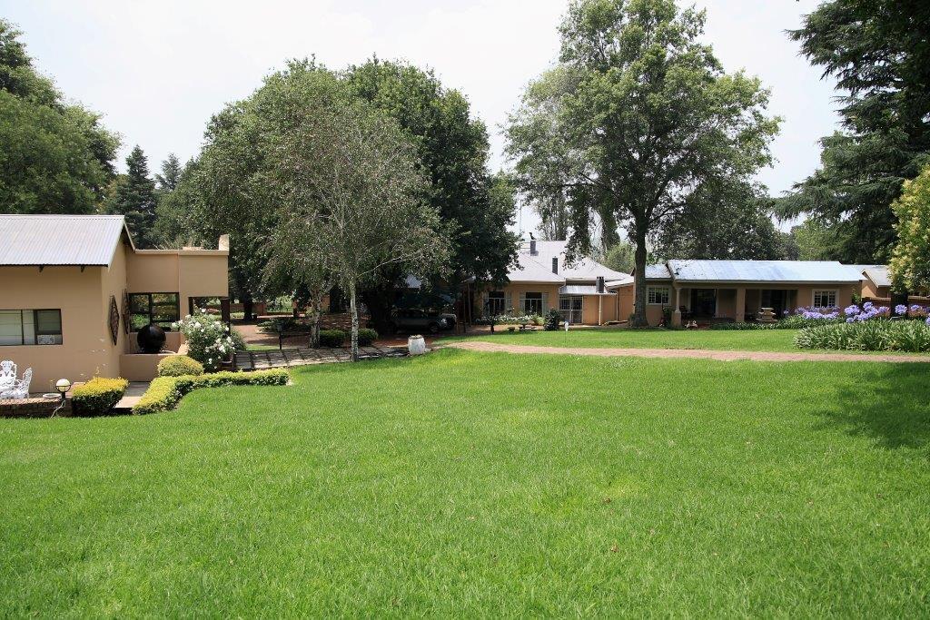 Drinkwater Guest Farm - huisjes