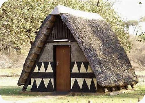 Eureka Camp - huisje