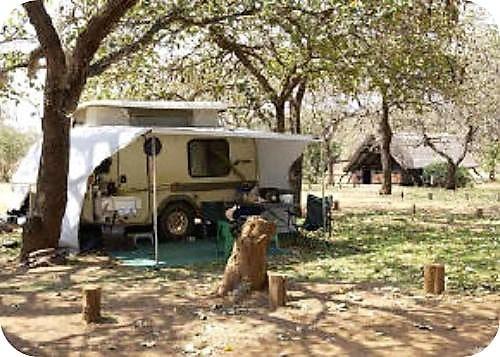 Eureka Camp - kampeerplaats