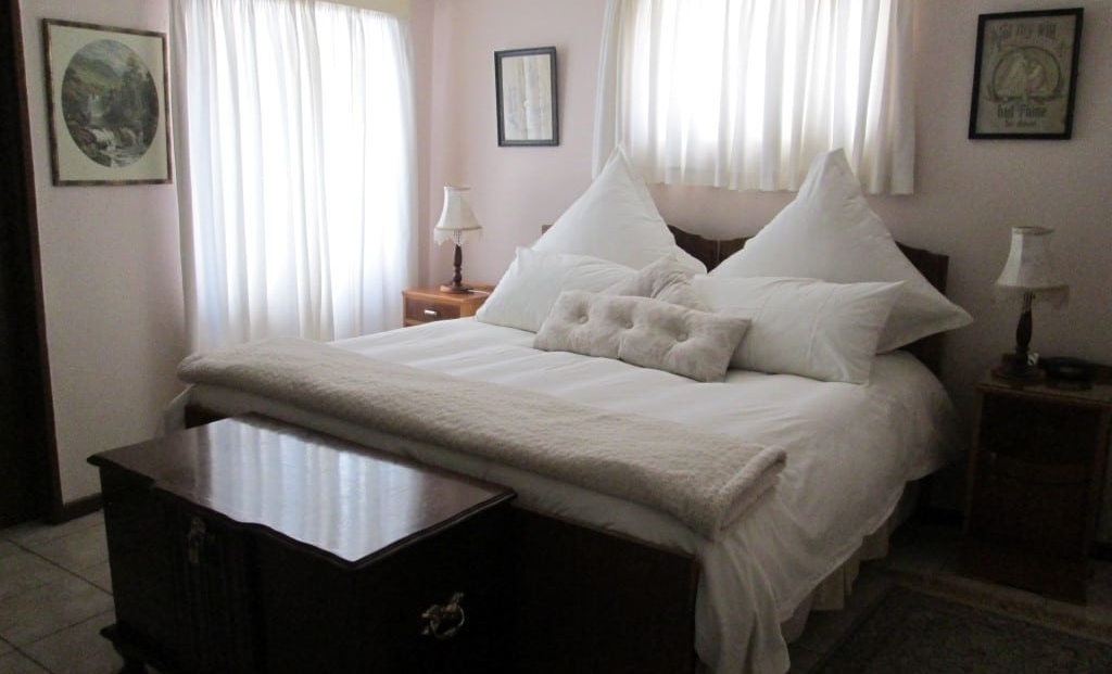 Hantam Huis - slaapkamer