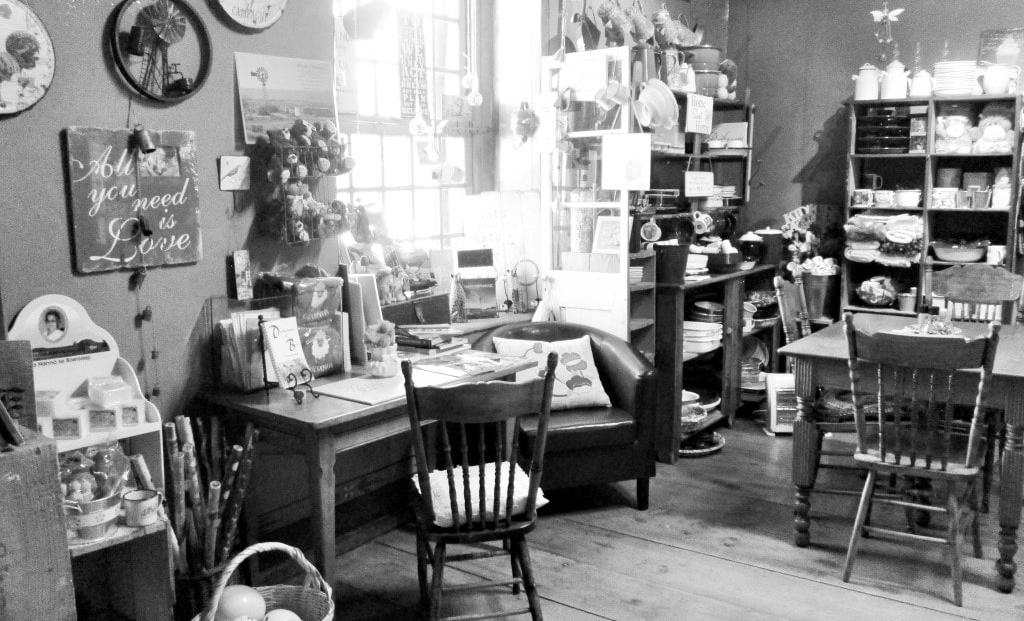 Hantam Huis - souvenirwinkel
