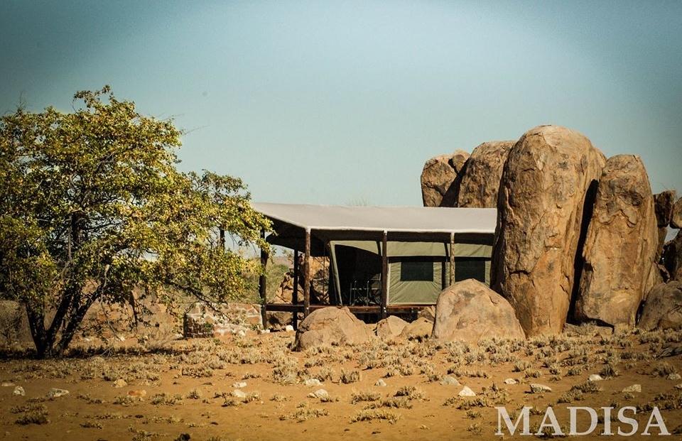 Madisa Camp - safari tent