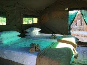 Madisa Camp - slaapkamer