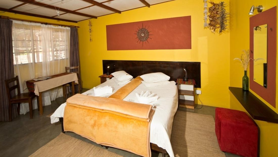 Namtib Desert Lodge - slaapkamer
