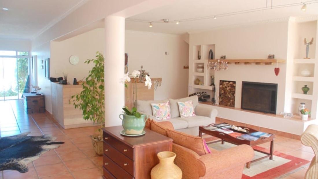Dune Beach House - lounge - receptie