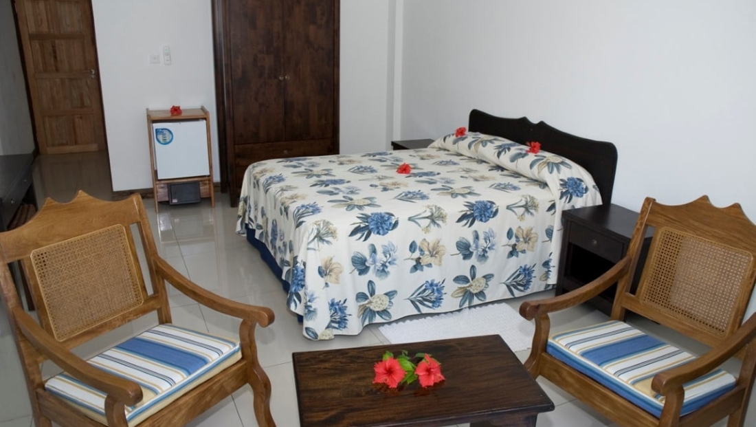 Augerine Hotel - hotelkamer