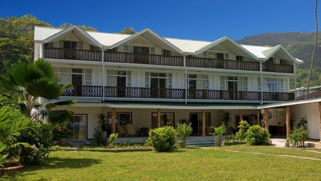 Augerine Hotel - vooraanzicht