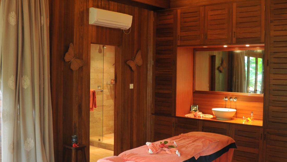 Cerf Island Resort - beauty salon
