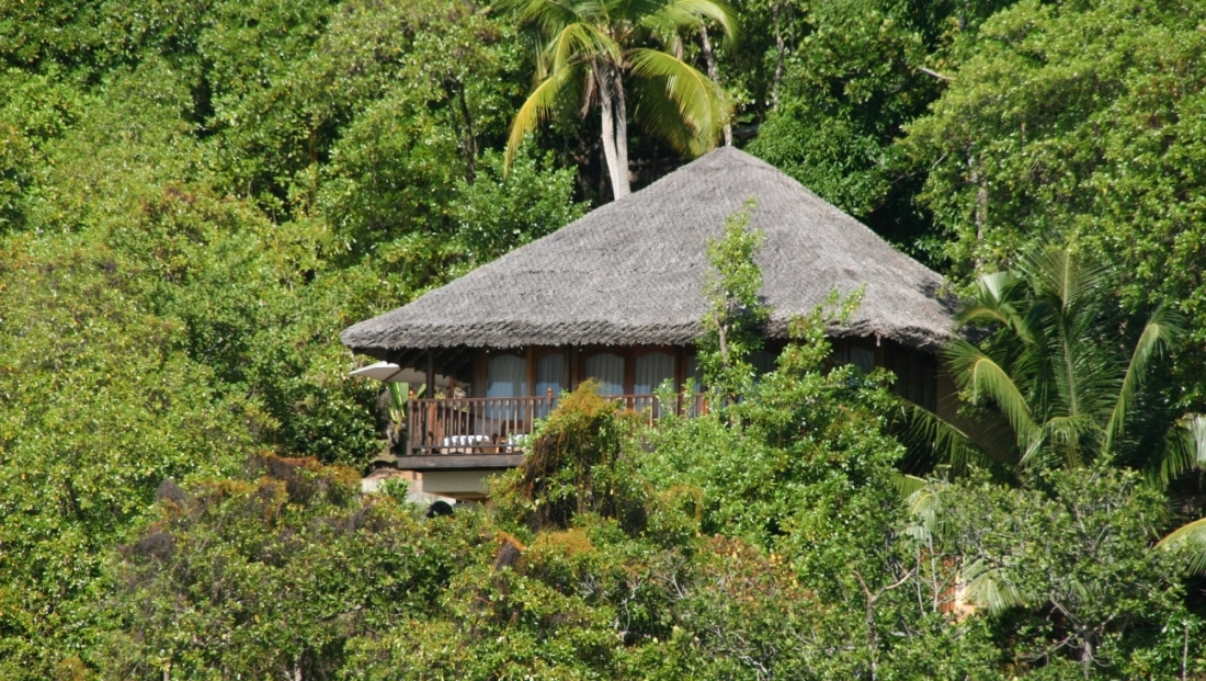 Cerf Island Resort - huisje