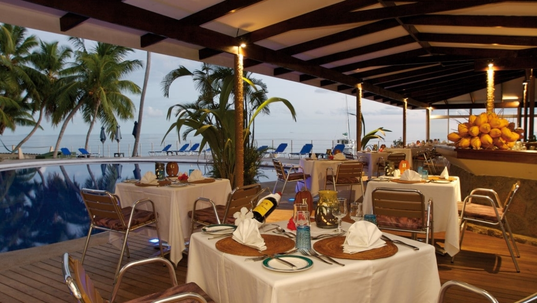 Coco de Mer - restaurant