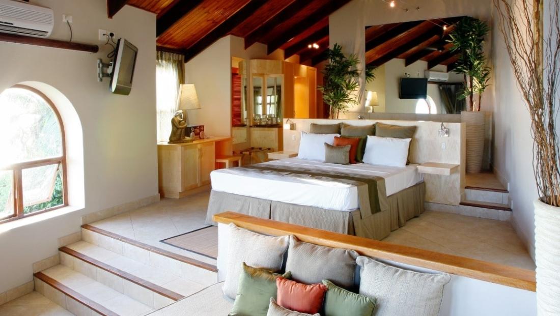 Coco de Mer - hotelkamer