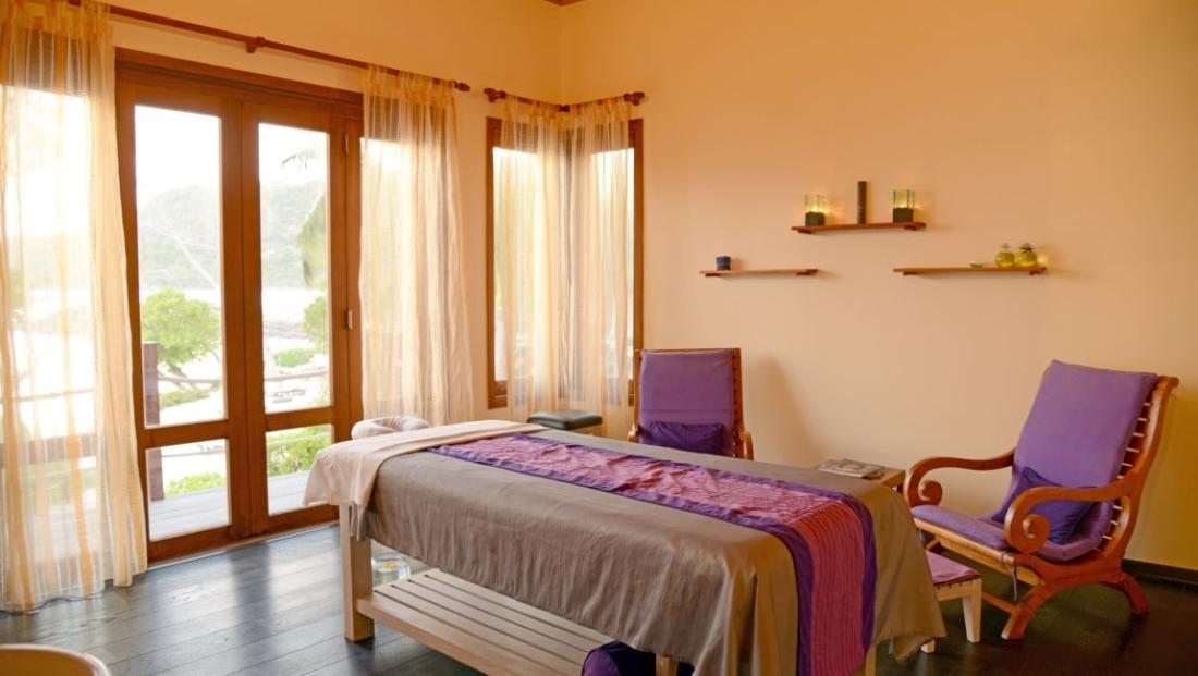Doubletree Allamanda Resort - beauty salon