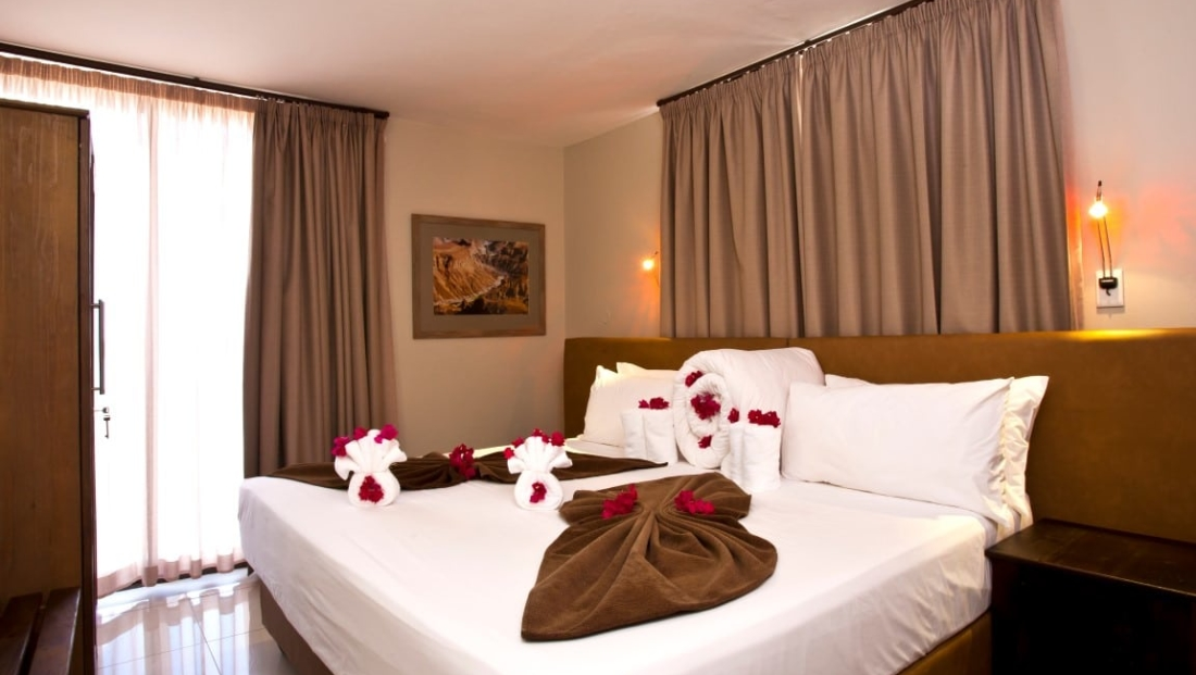 Hardap Resort - slaapkamer