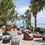 Rondreizen vakanties Mauritius - Lounge op het stand Lux Grand Gaube