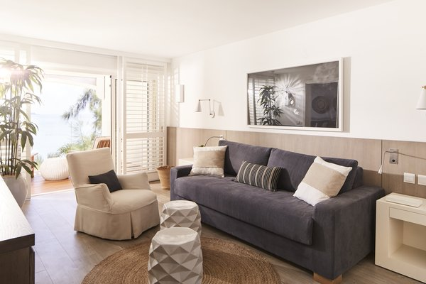 Lux Grand Gaube - Lounge