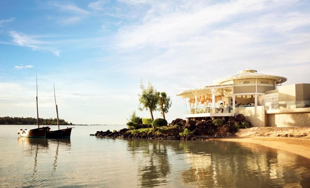 Lux Grand Gaube - Direct aan het strand