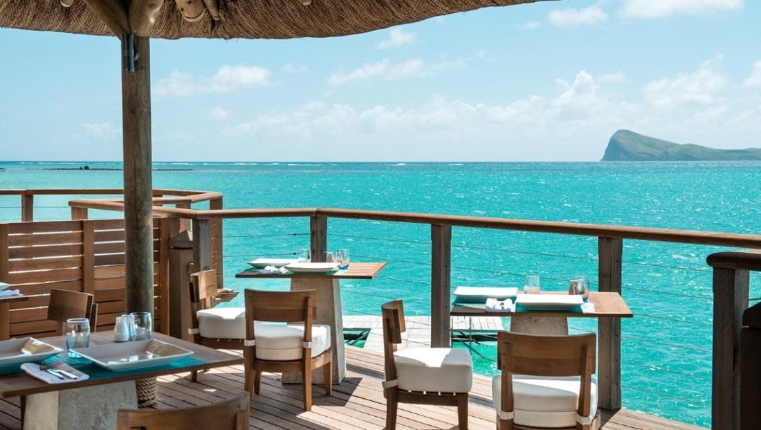 Paradise Cove - Restaurant met uitzicht op zee