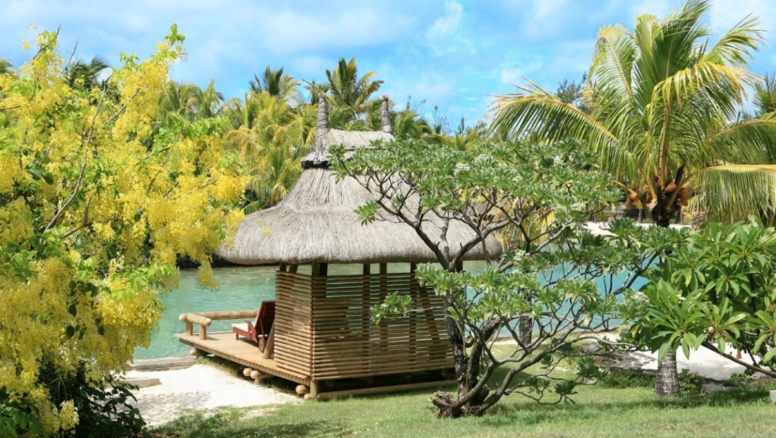 Paradise Cove - Tuin
