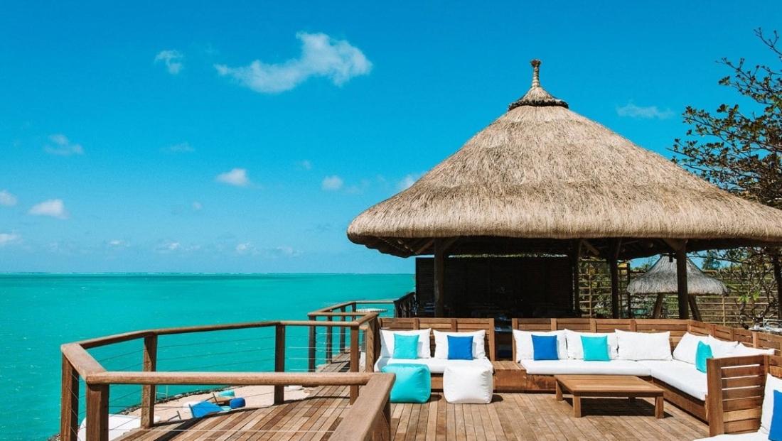 Paradise Cove - Lounge terras