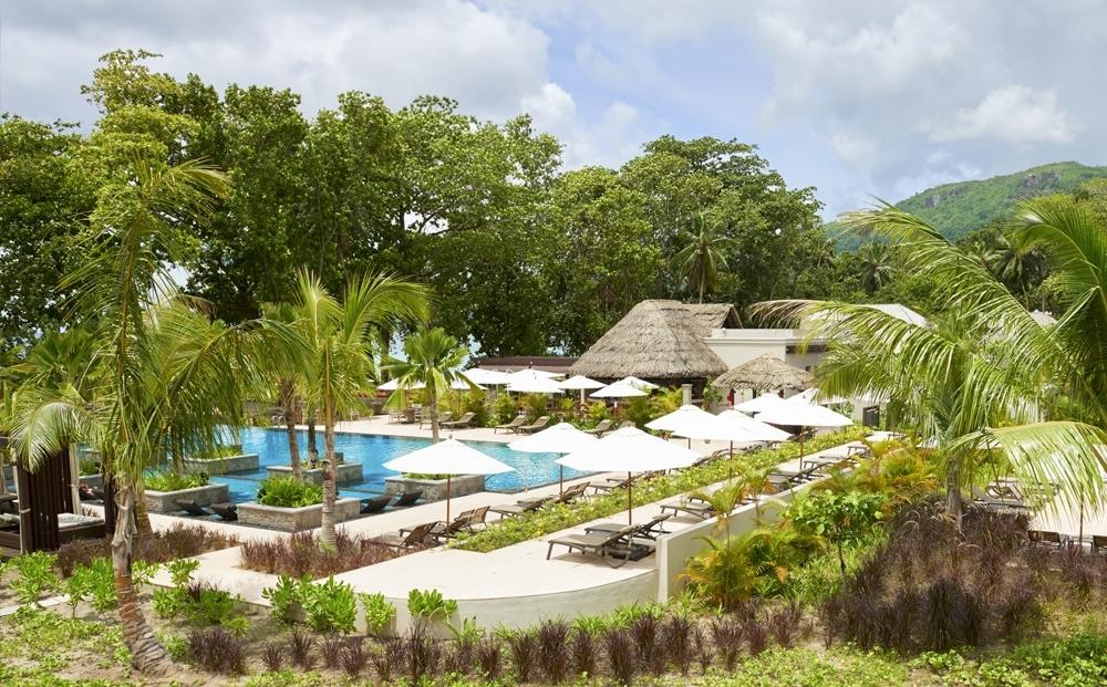 The H Resort - zwembad