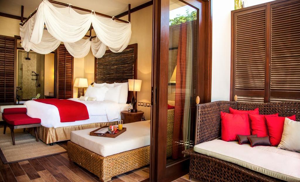 The H resort - hotelkamer