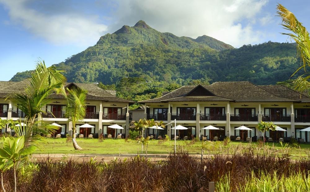 The H Resort - vooraanzicht