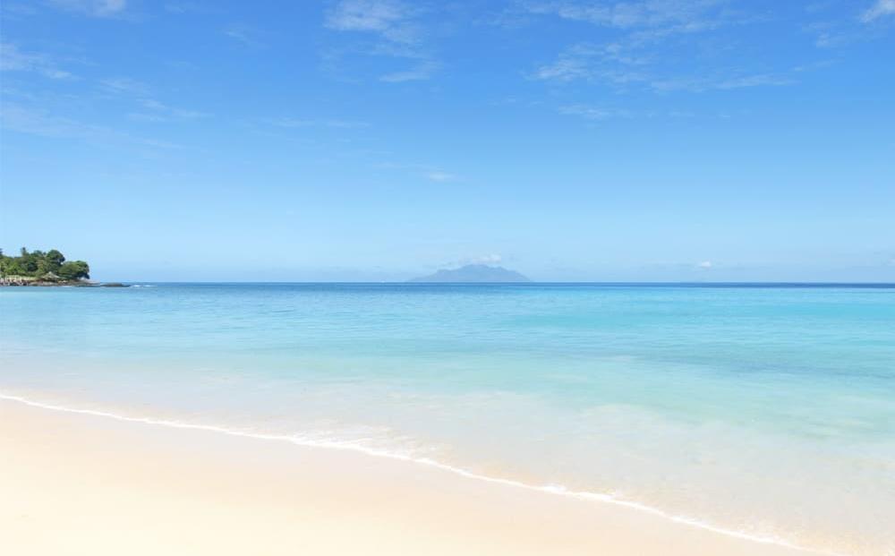 The H-Resort - het strand