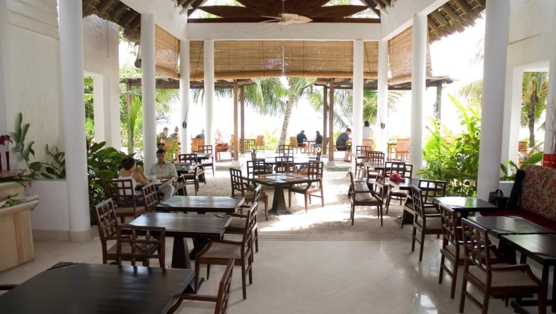 Villa du Pecheur - restaurant
