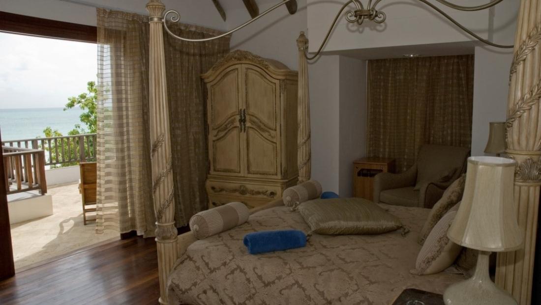 Villa du Pecheur - hotelkamer
