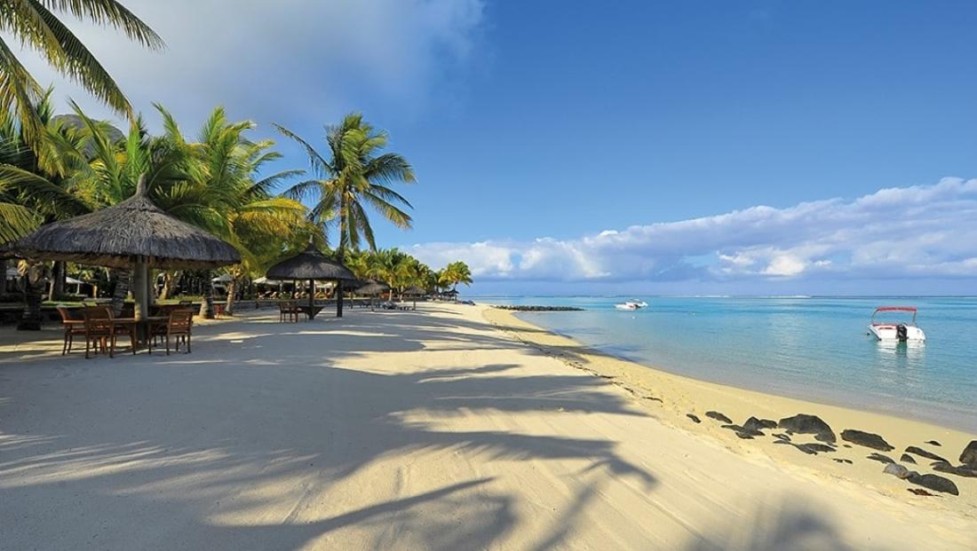 Paradis Beachcomber - Strand